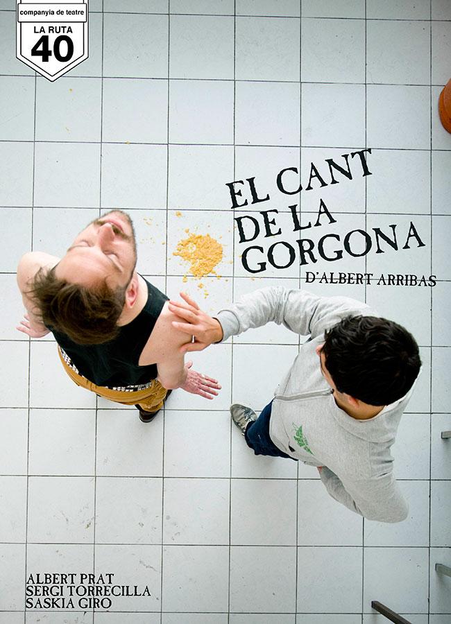 EL CANT DE LA GORGONA d'Albert Arribas