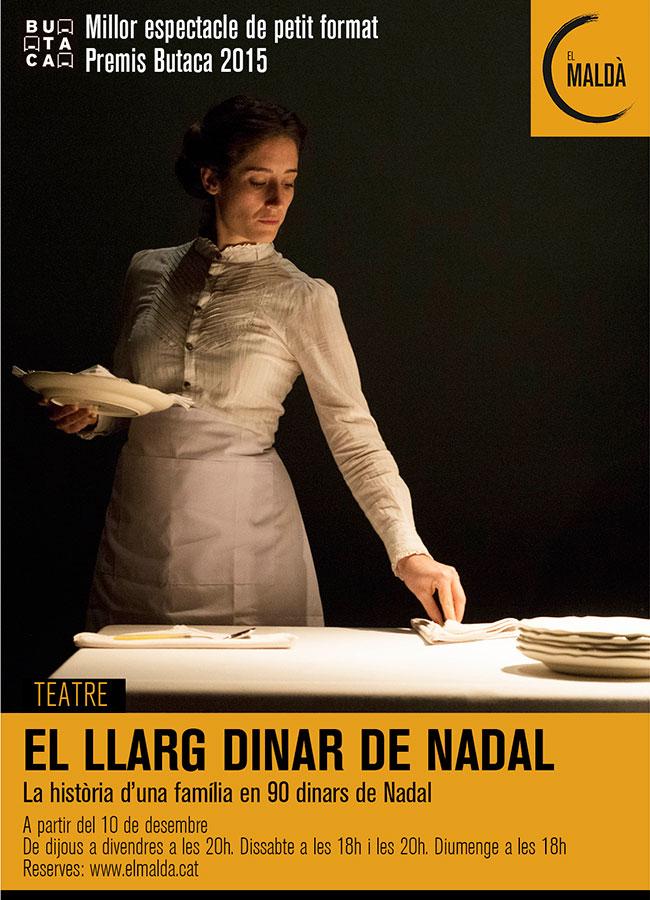 EL LLARG DINAR DE NADAL de Thorton Wilder