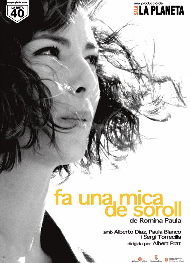 FA UNA MICA DE SOROLL de Romina Paula