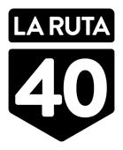 La Ruta 40 LOGO